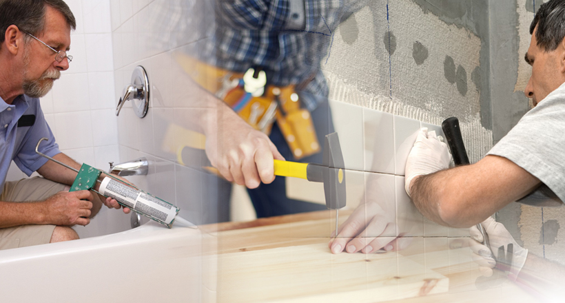RB Painting Plus Services - Bathroom Remodeling