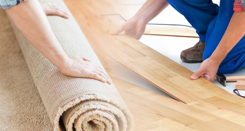 RB Painting Plus Services - Flooring Solutions
