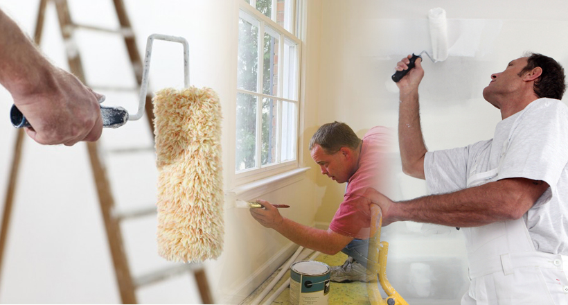 RB Painting Plus Services - Interior Painting