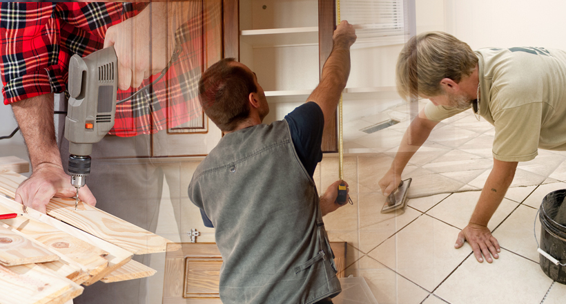 RB Painting Plus Services - Kitchen Remodeling